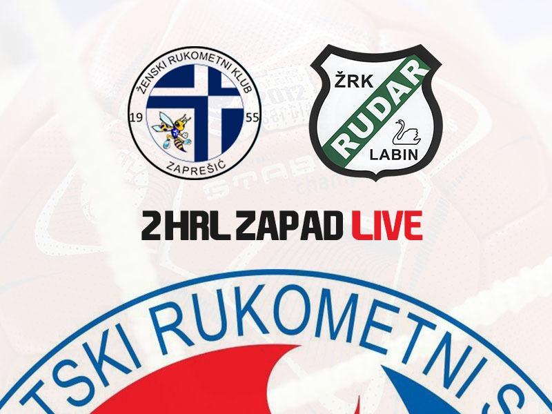 Zaprešić – Rudar LIVE