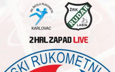 Š.R. Karlovac – Rudar LIVE
