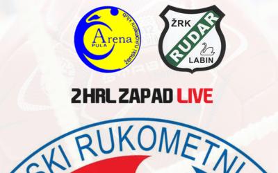 Rudar – Š.R. Karlovac LIVE